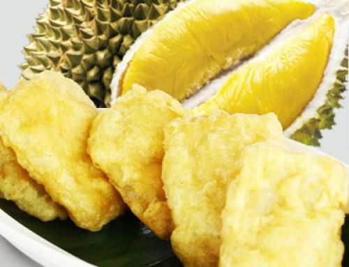 Durian Goreng MV
