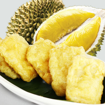Durian-Goreng-Malay-Village