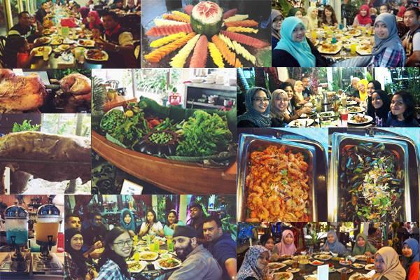 Buffet Ramadan Johor Bahru 2018