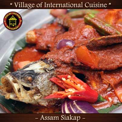 Assam-Siakap-Malay-Village-Restaurant