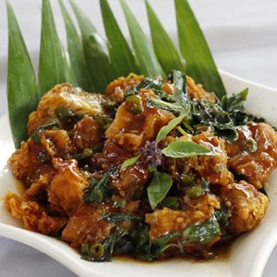 Ayam-Selasih-Malay-Village