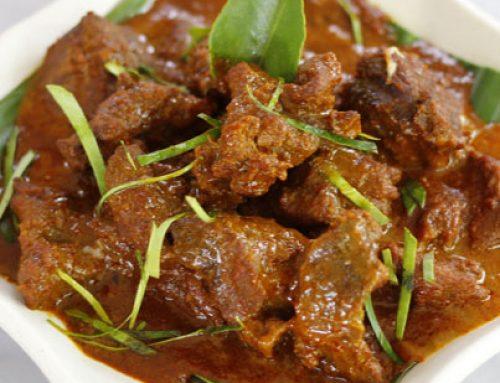 Daging Rendang Madura