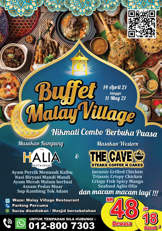 Buffet Ramadan Johor Bahru 2021